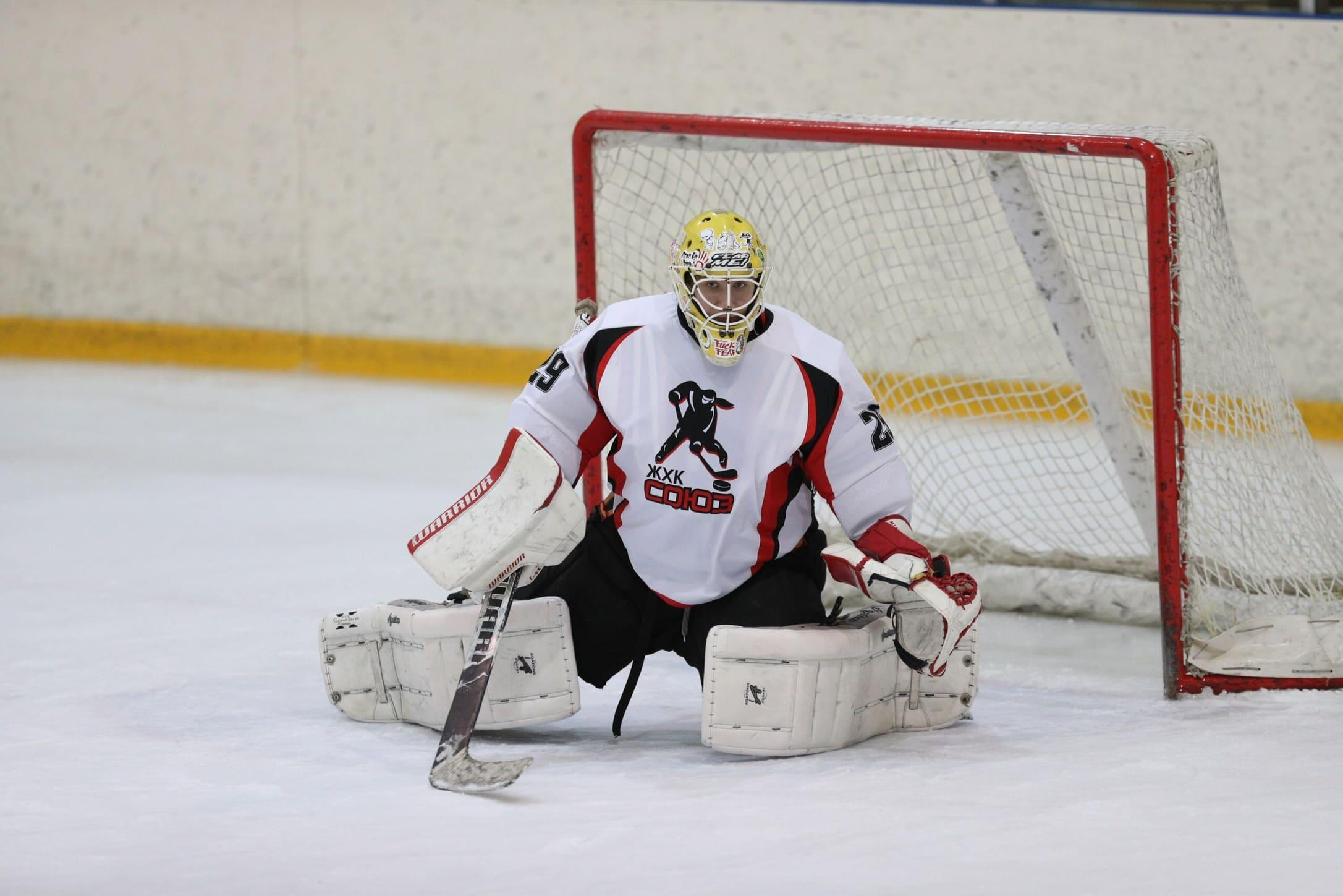 Хоккейная форма на заказ 2